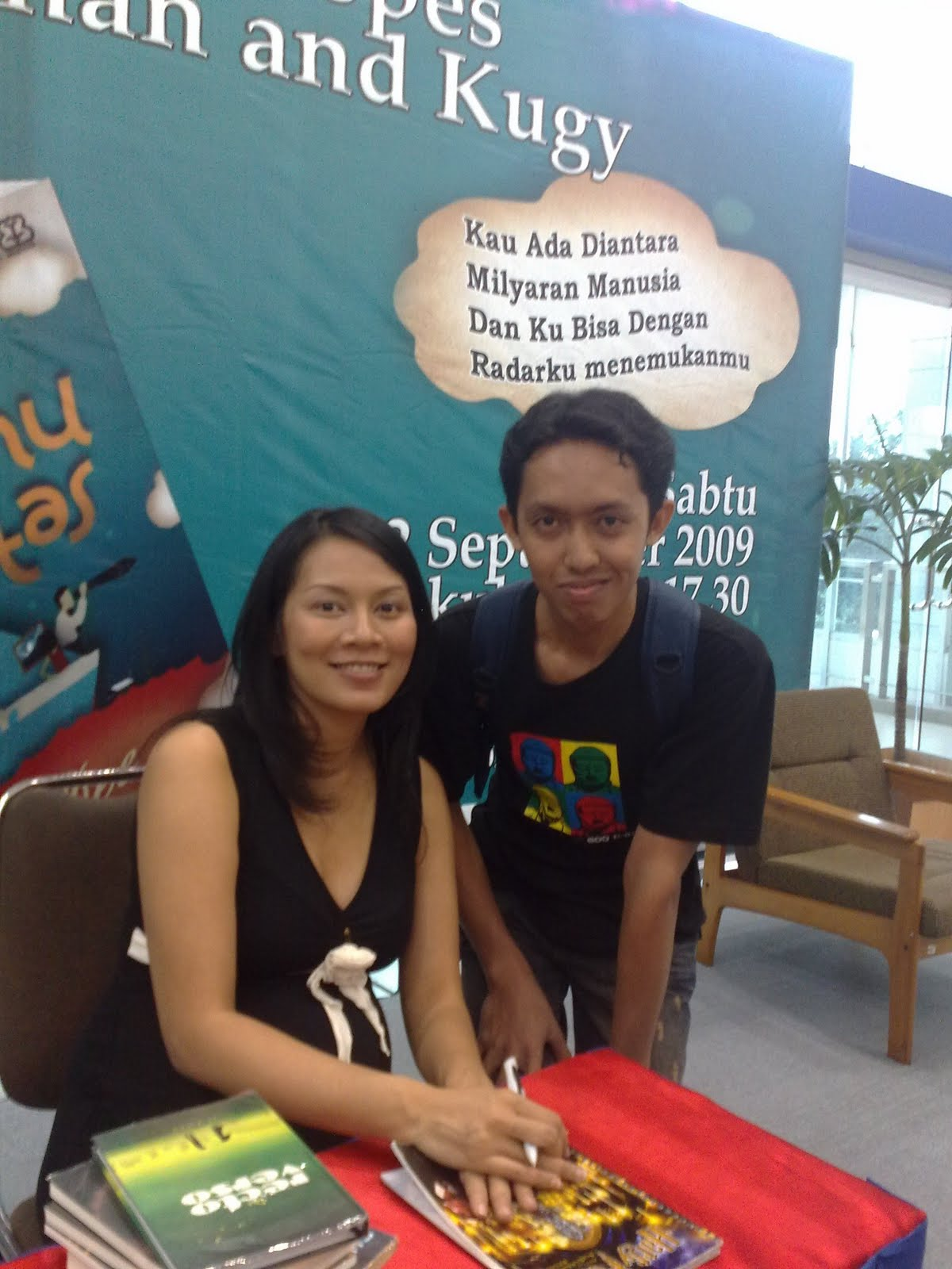 Meet And Greet With Dewi Dee Lestari Ide Adie